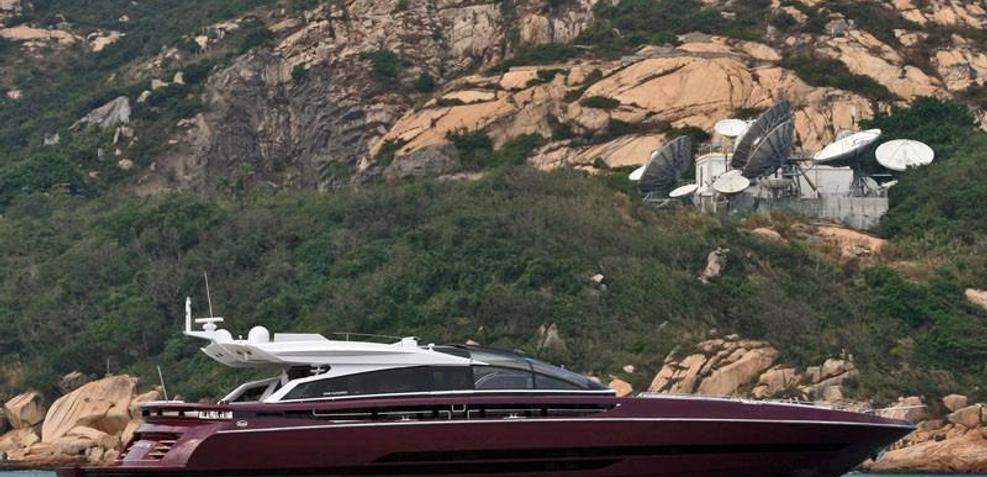 Baia One Hundred Charter Yacht