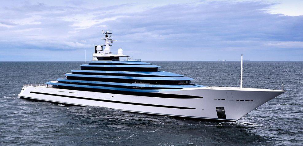 Secret III Charter Yacht
