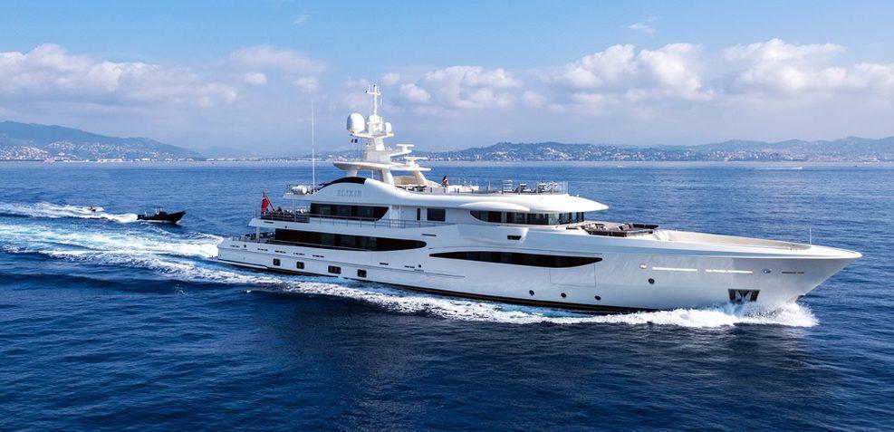 Elixir Charter Yacht