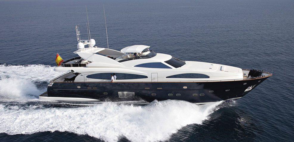 Kirios Charter Yacht
