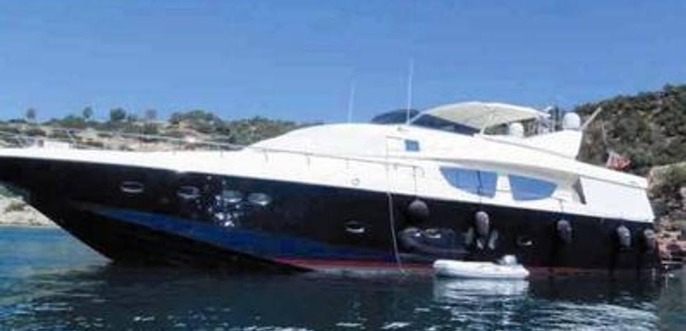 Posillipo 85 Charter Yacht