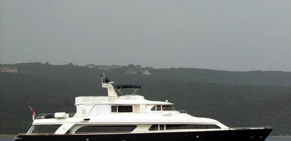 Jona II Charter Yacht