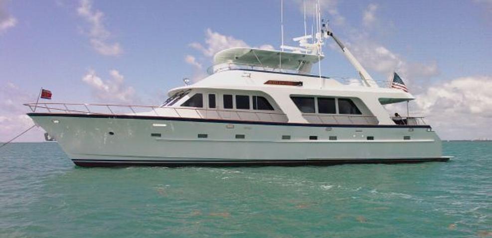 Watermark Charter Yacht