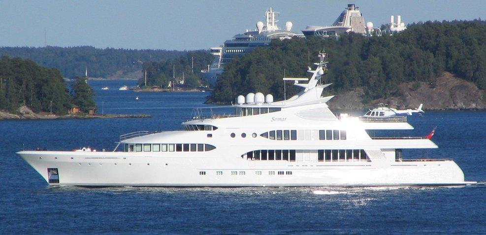Samar Charter Yacht