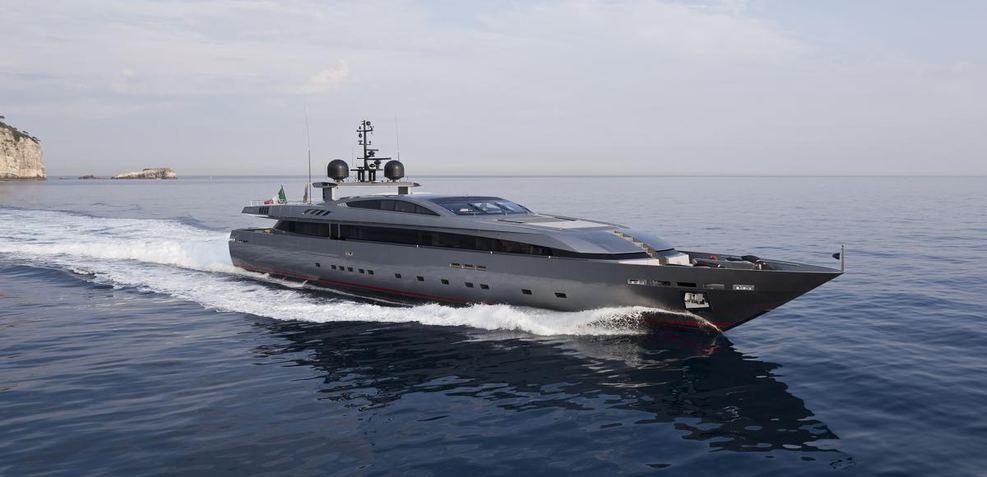 Monokini Charter Yacht