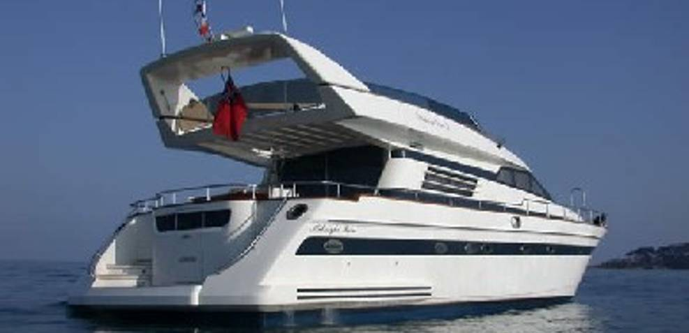 Midnight Rose Charter Yacht