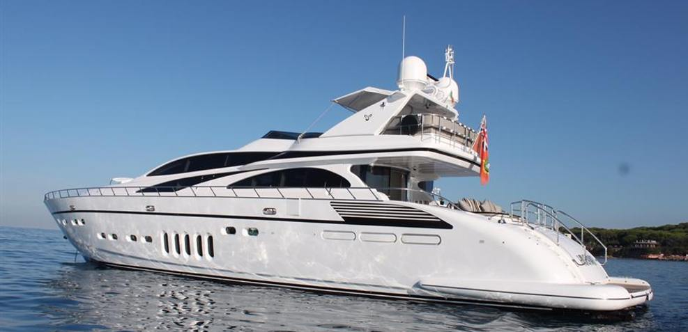 Hideaway Charter Yacht