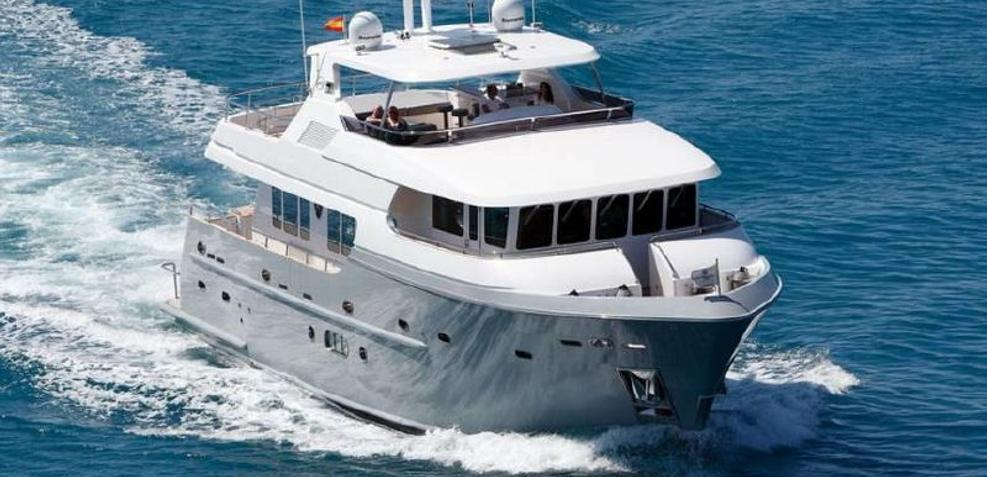 Just 4 Us Charter Yacht