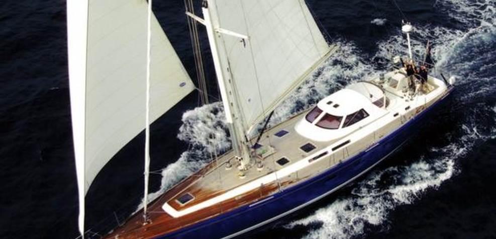 Aglaia Charter Yacht