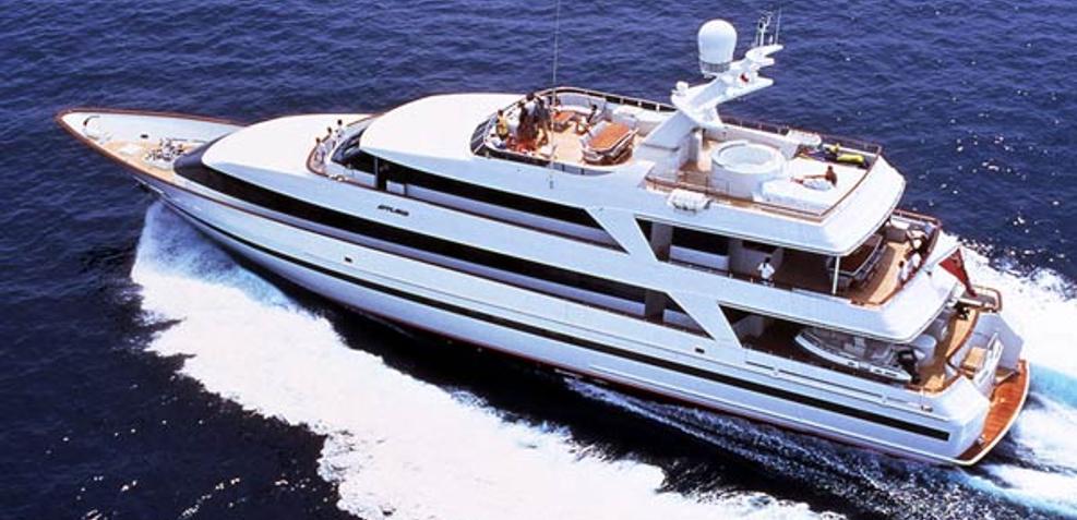Anna J Charter Yacht
