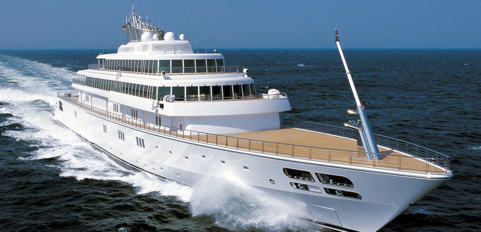 Rising Sun Charter Yacht