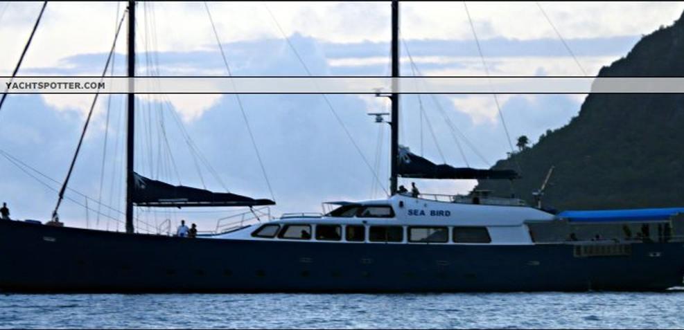Sea Bird Charter Yacht