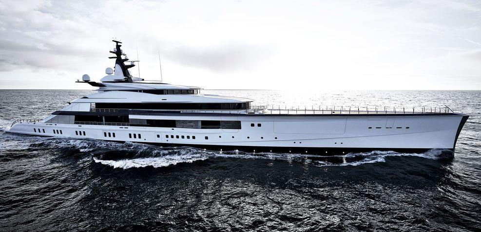 Bravo Eugenia Charter Yacht