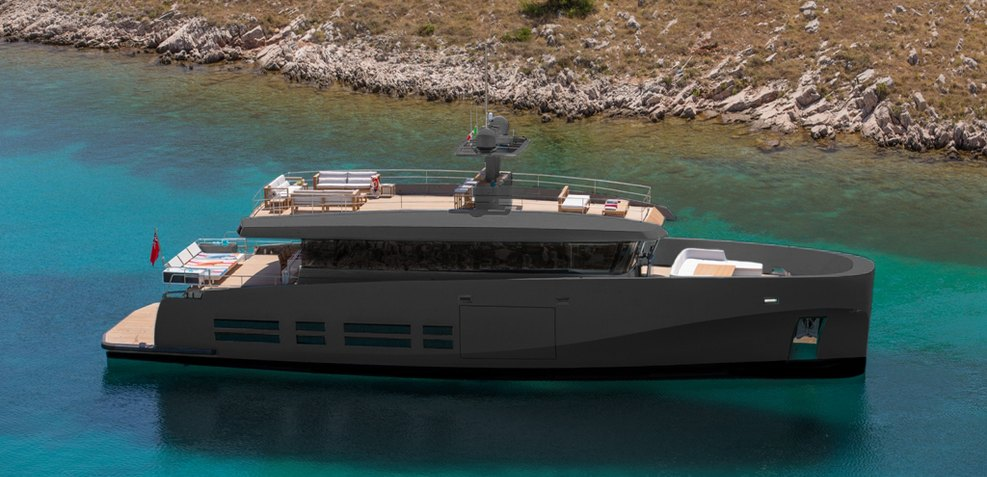 WallyKokoNut Charter Yacht