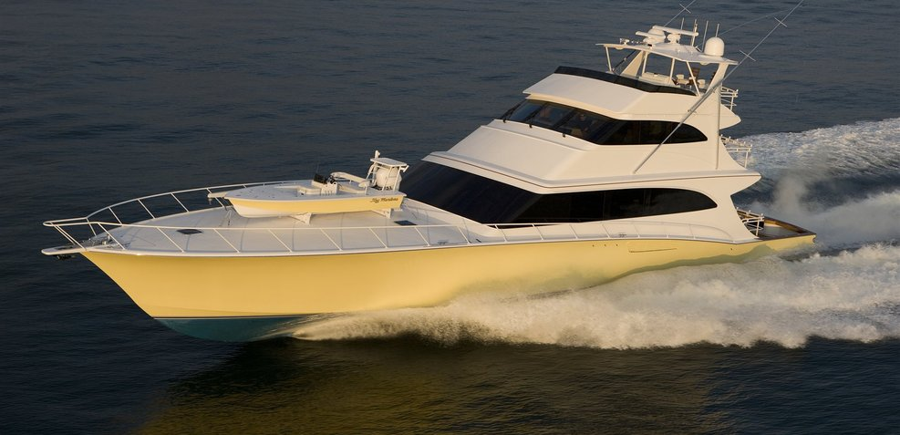 Relentless Pursuit Charter Yacht