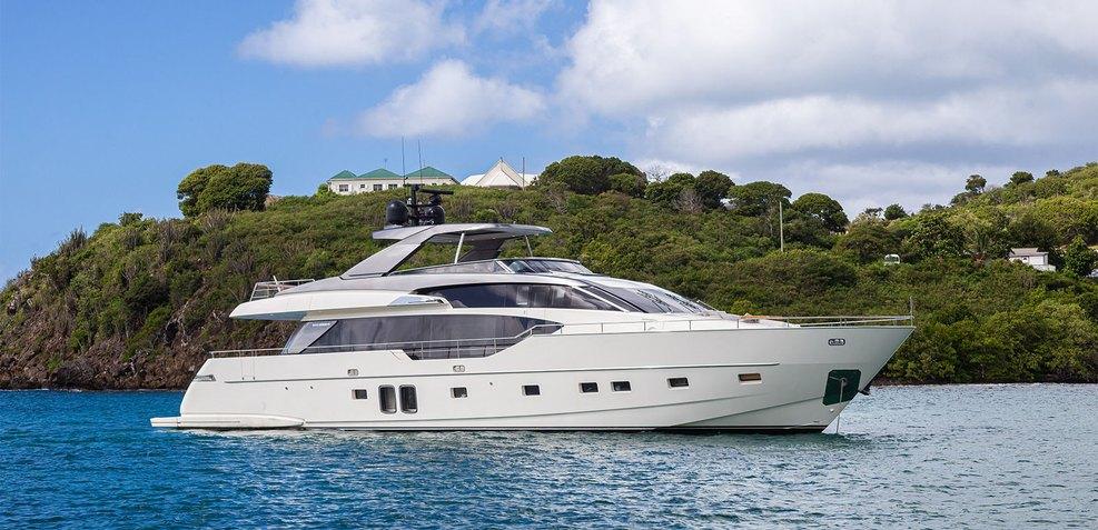 Akula Charter Yacht