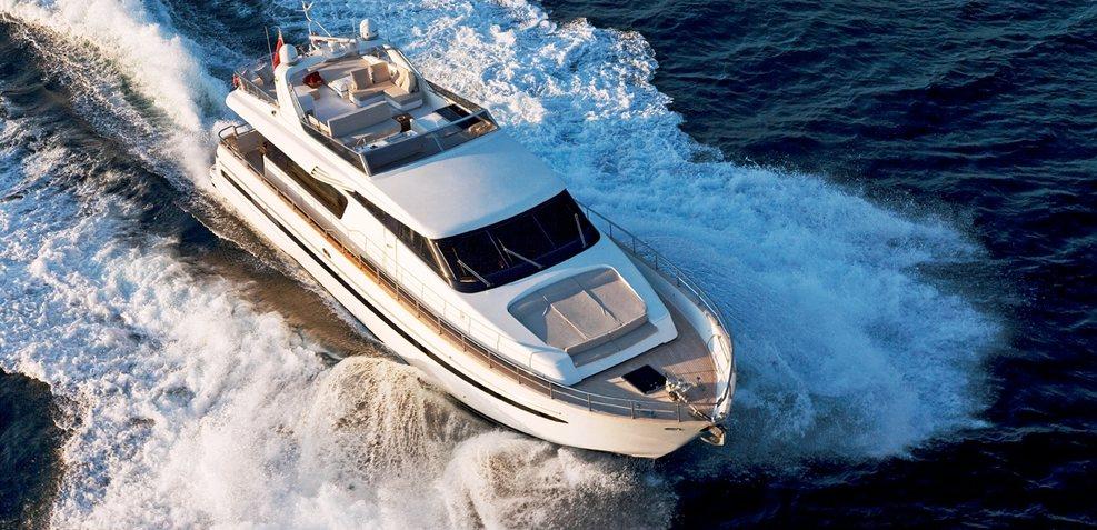 Bachata Charter Yacht