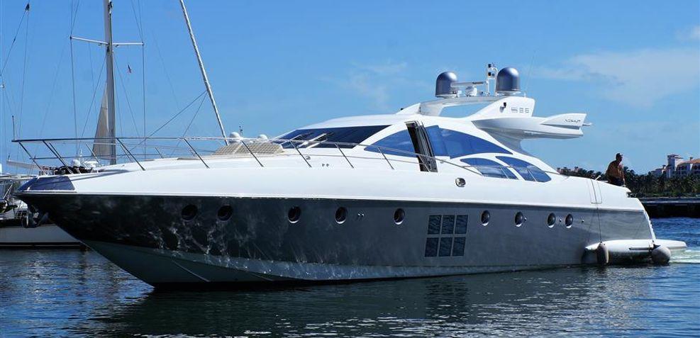 Juan Charter Yacht