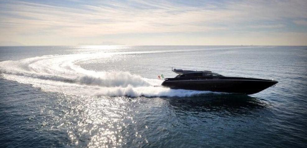 Black Legend Charter Yacht