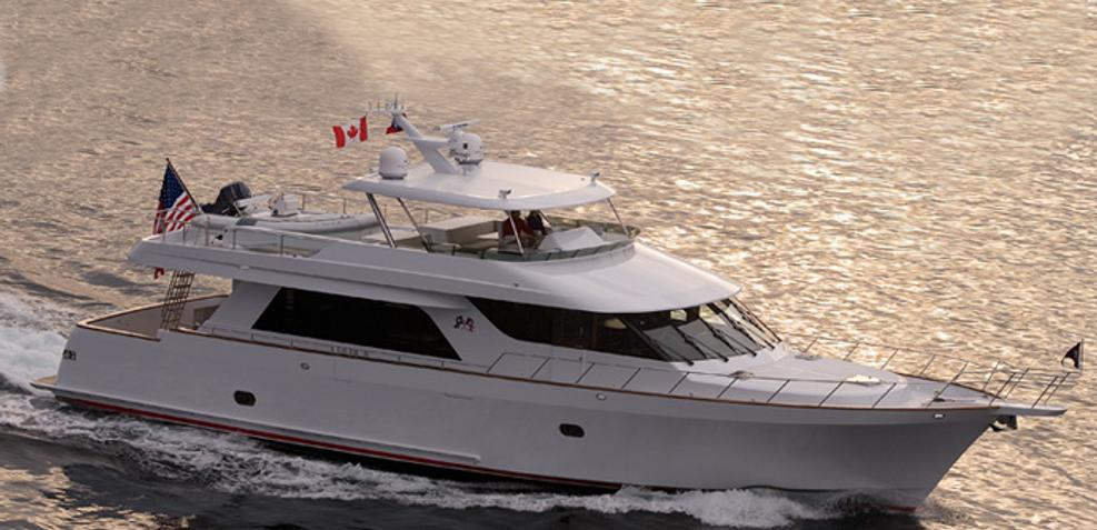 Shanakee III Charter Yacht