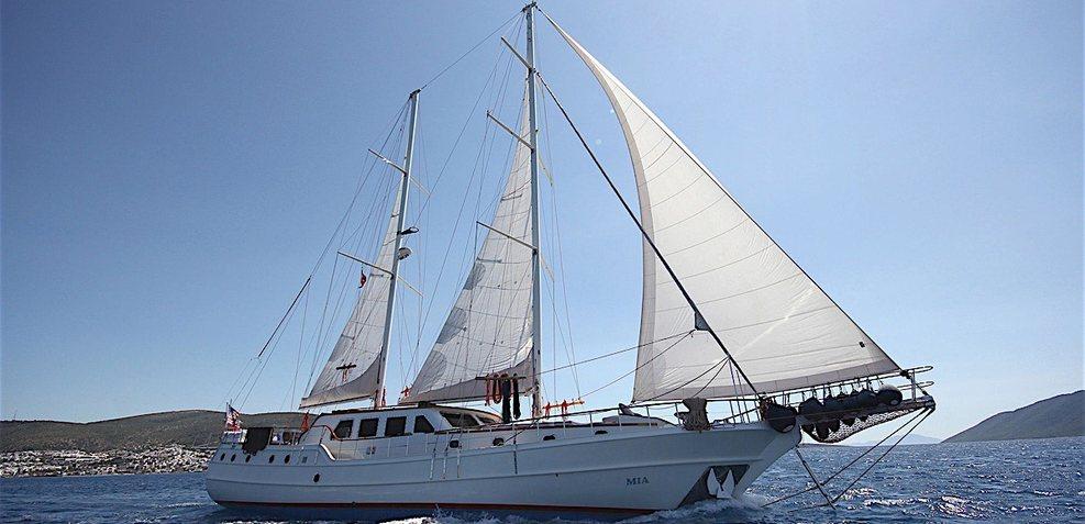 Mia I Charter Yacht