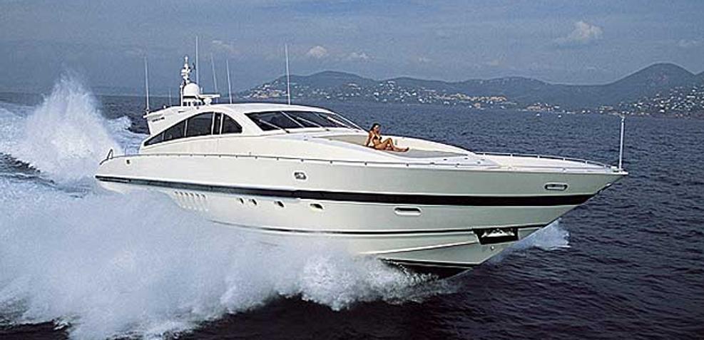 Mahy Charter Yacht