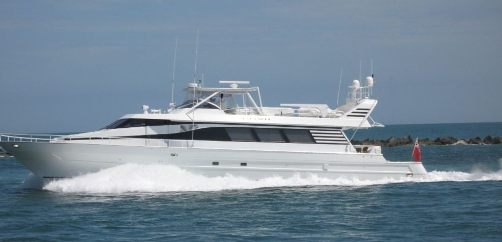 Poor Richard Charter Yacht