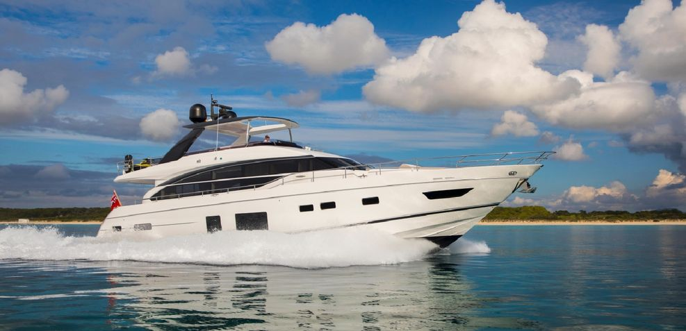 La Vie Charter Yacht