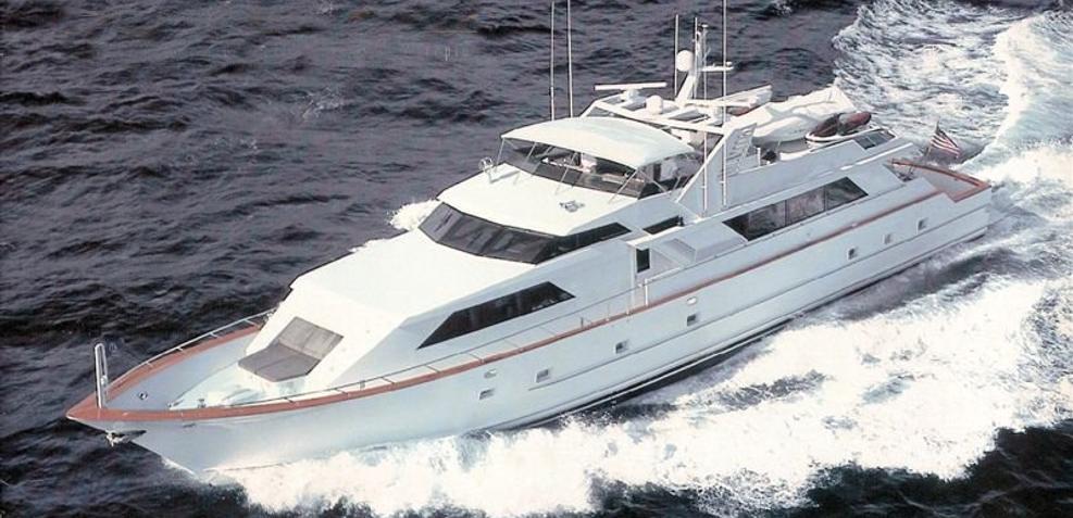Monte Cassino Charter Yacht
