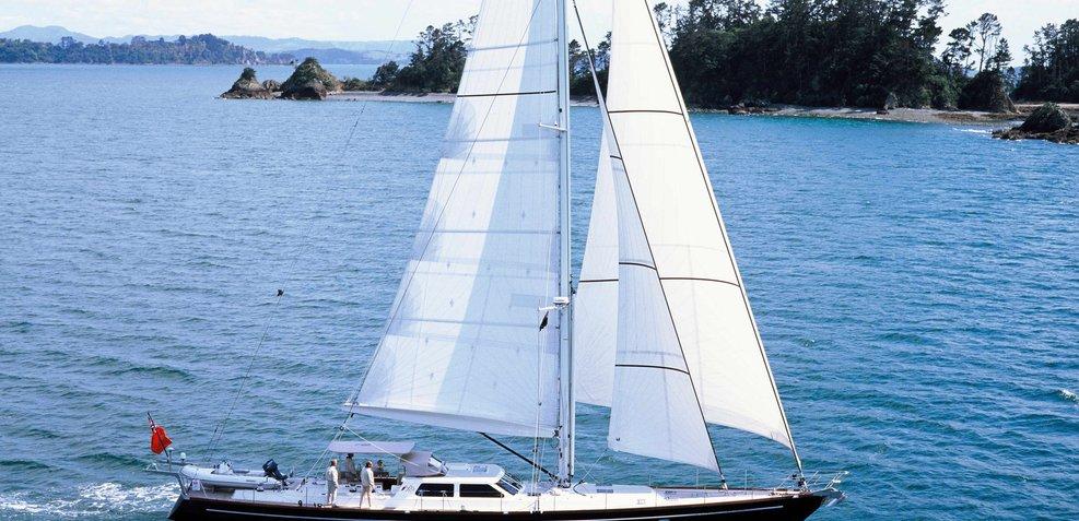 Adjutor Charter Yacht