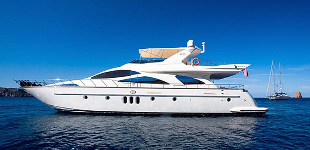 Tranquilita Charter Yacht
