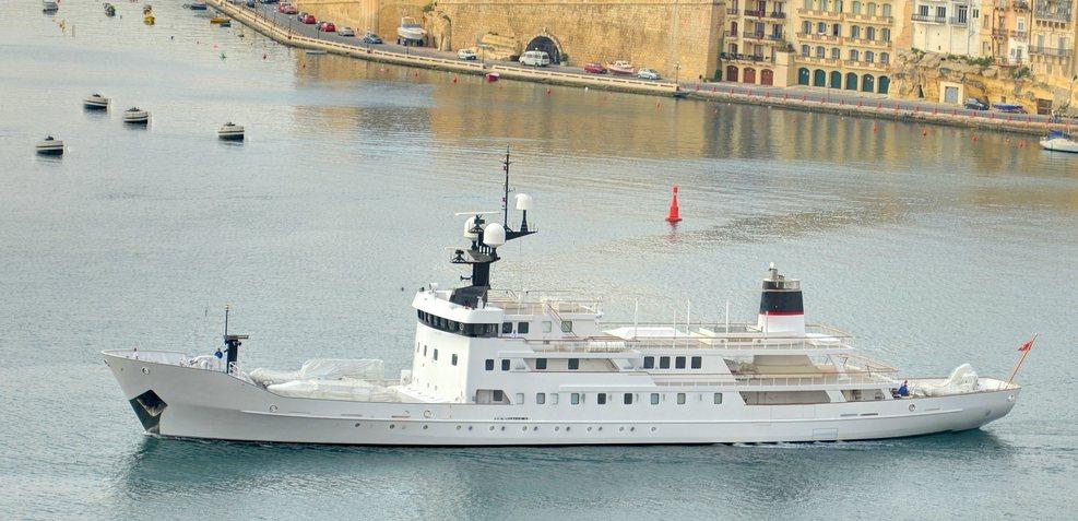 Olivia Charter Yacht