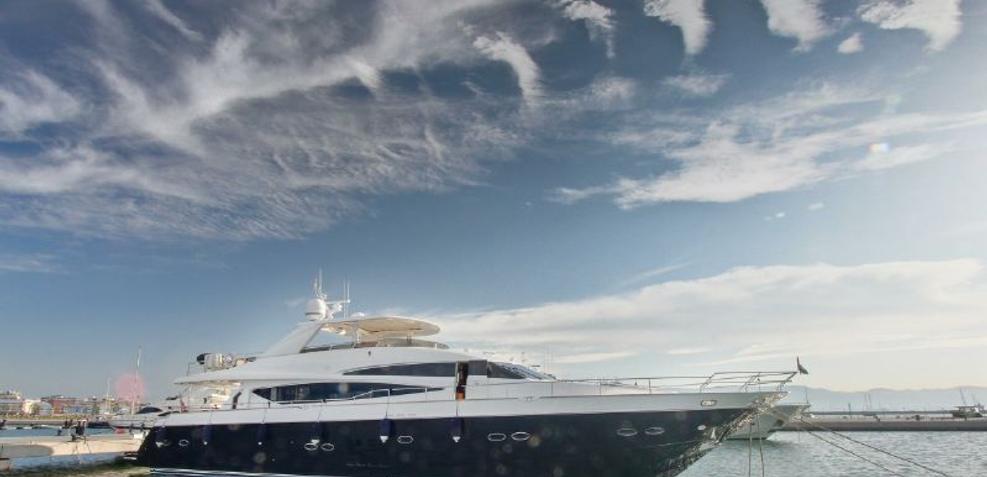 Maestro Of Gibraltar Charter Yacht