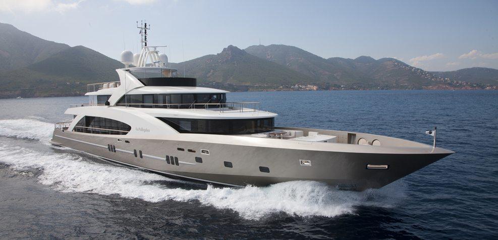 La Pellegrina I Charter Yacht