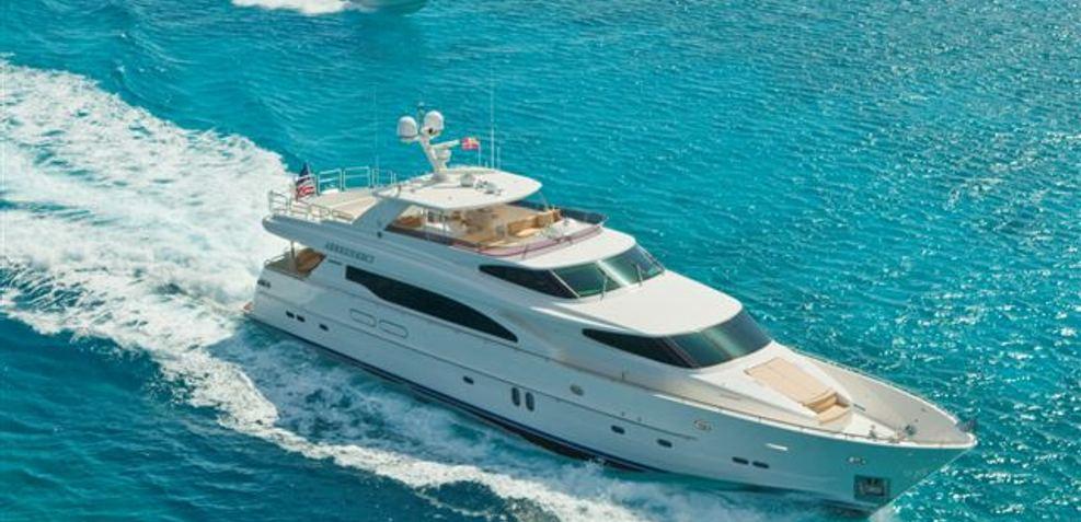RP97 Charter Yacht