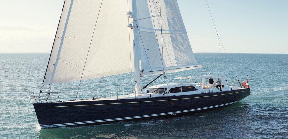 Antares III Charter Yacht