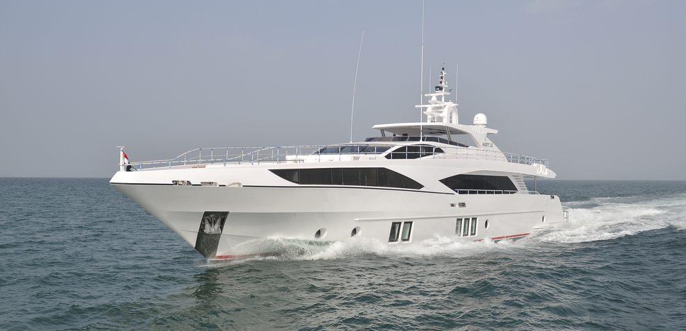 Al Rayyan Charter Yacht