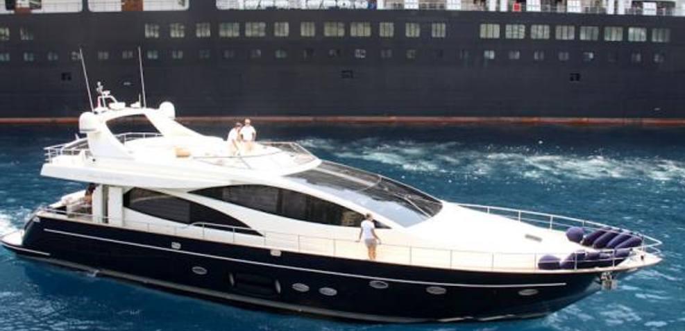 Wedge Three Charter Yacht