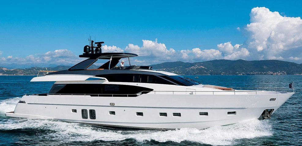 Slam Charter Yacht