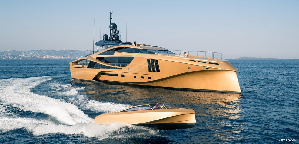 Khalilah Charter Yacht