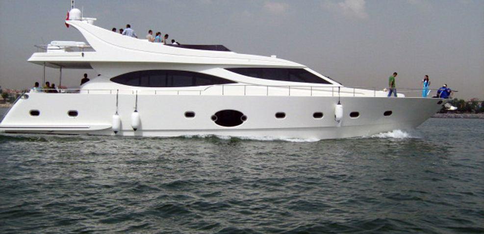 Arsima Charter Yacht