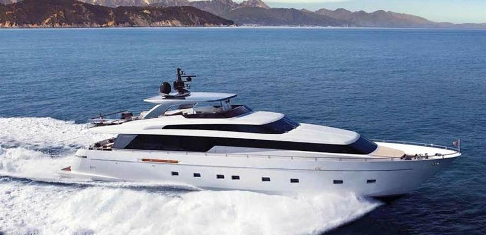 Notos Charter Yacht