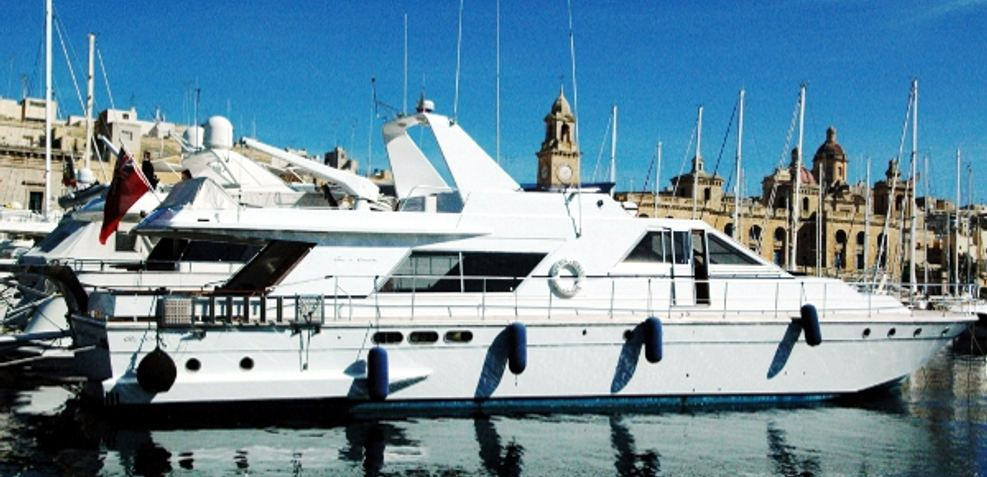 Imperial Princess Charter Yacht