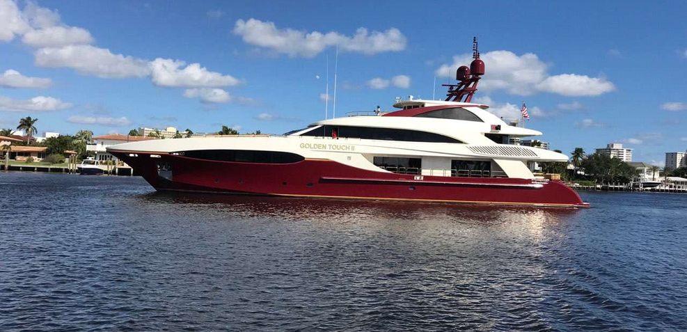 Cabernet Charter Yacht