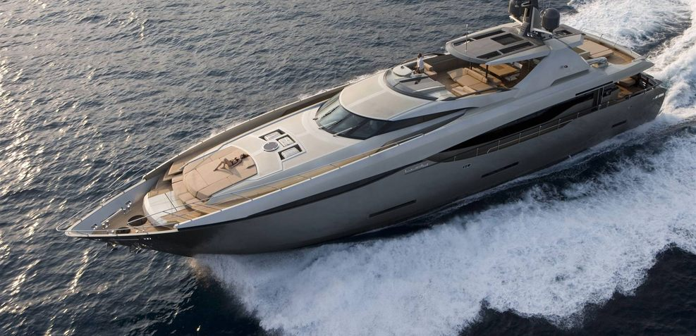 Fusion Charter Yacht