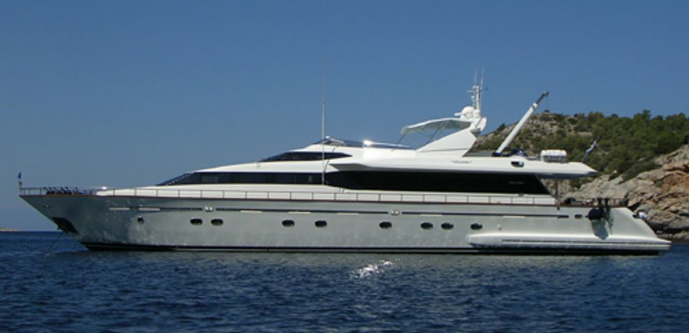 Albacore II Charter Yacht