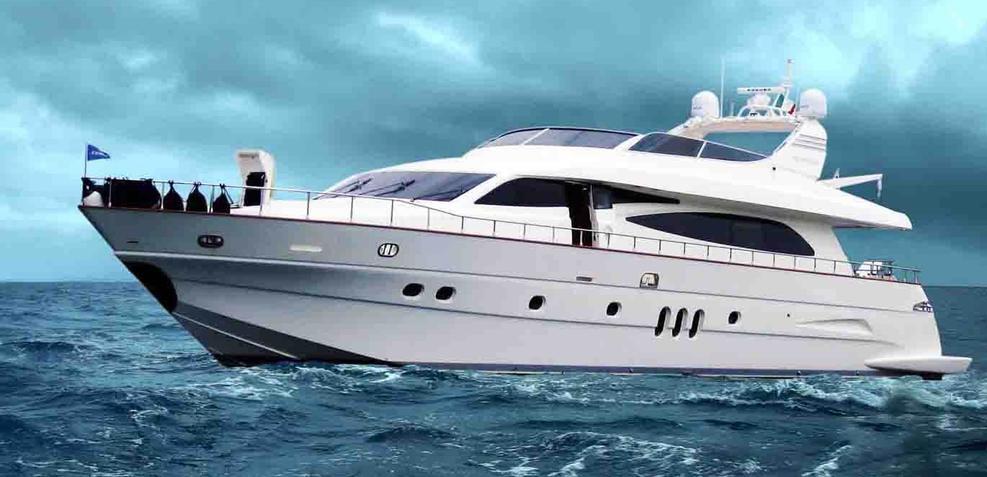 Mosca Charter Yacht