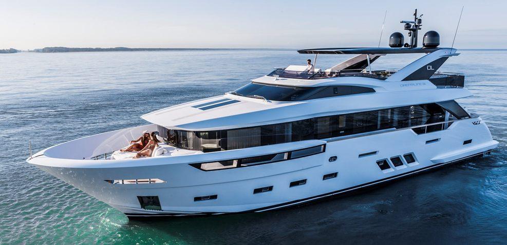 Poderoso Charter Yacht
