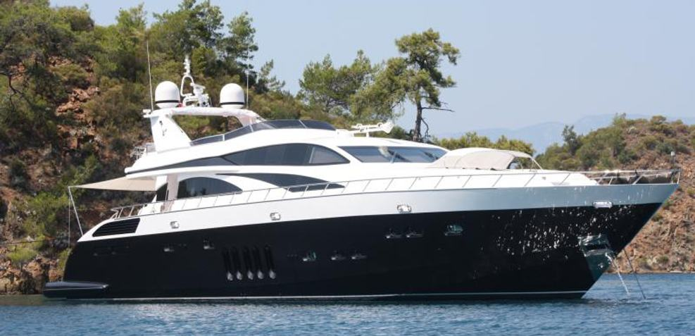 White Pearl Charter Yacht