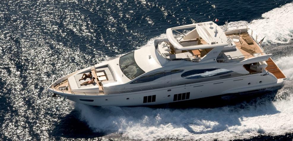 Sempre Grati Charter Yacht
